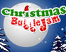 Play Christmas BubbleJam Greeting-Card Game