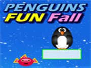 Play Penguins Fun Fall
