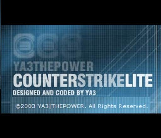 Play Counter Strike Lite by YA3 © YA3|THEPOWER