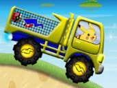 Play Pika Poke Truck