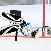 Play Ragdoll Hockey Goalie