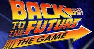 Play Back To Future-The Game