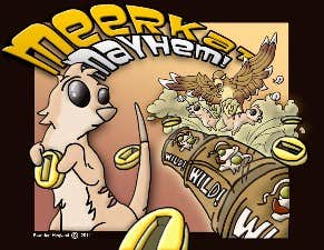 Play Meerkat Mayhem!