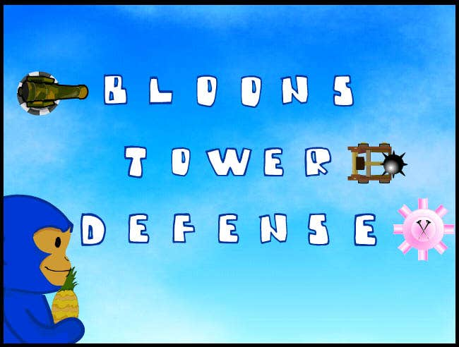 Play bloon tower defence 1