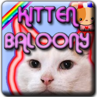 Play Kitten Balloony