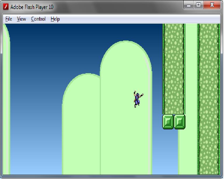 Play Ninja Platformer Demo