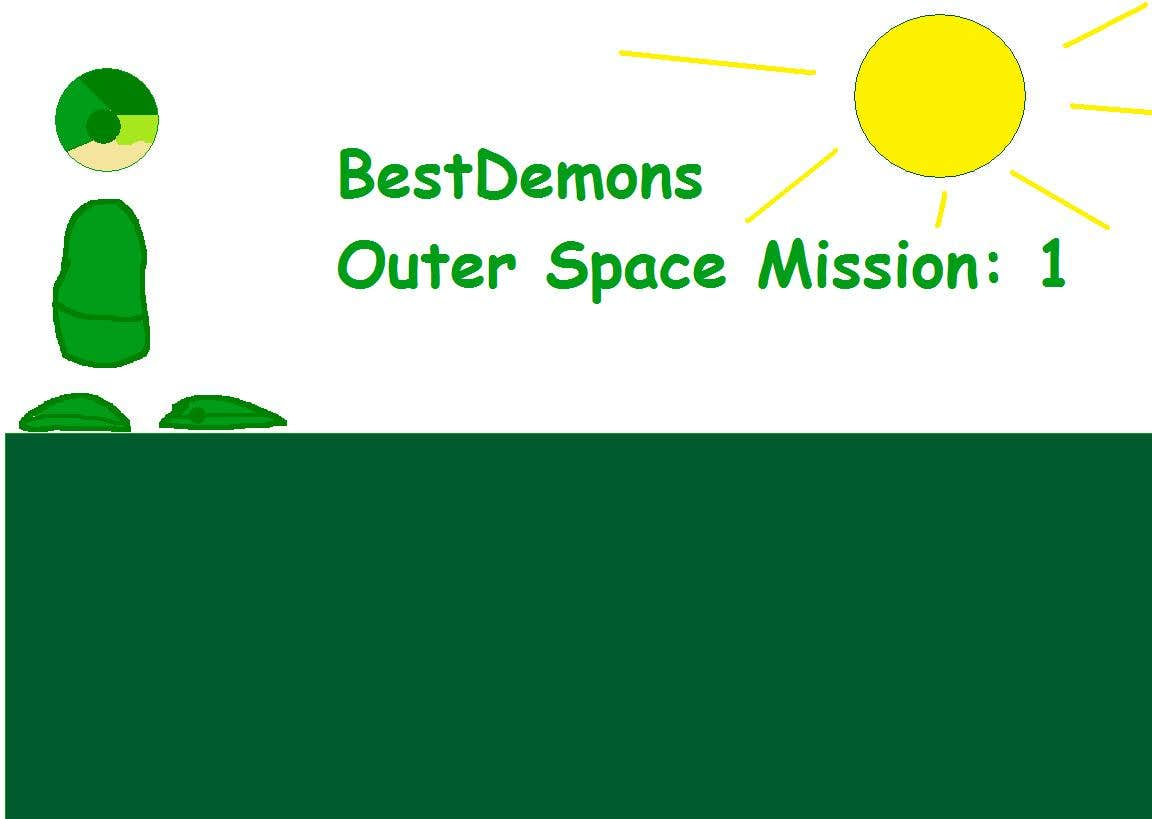 Play Outer Space Mission:1