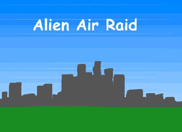 Play Alien Air Raid