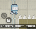 Play Robots can&#x27;t think