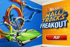 Play HotWheels Wall Tracks Freak Out