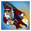 Play Rocket Santa