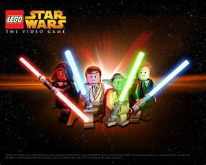 Play Lego Star Wars