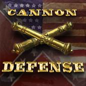 Play American Civil Ware Cannon Defense