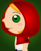 Play Little Red Hooded Girl - Survival -