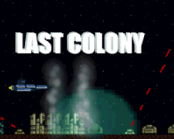 Play Last colony