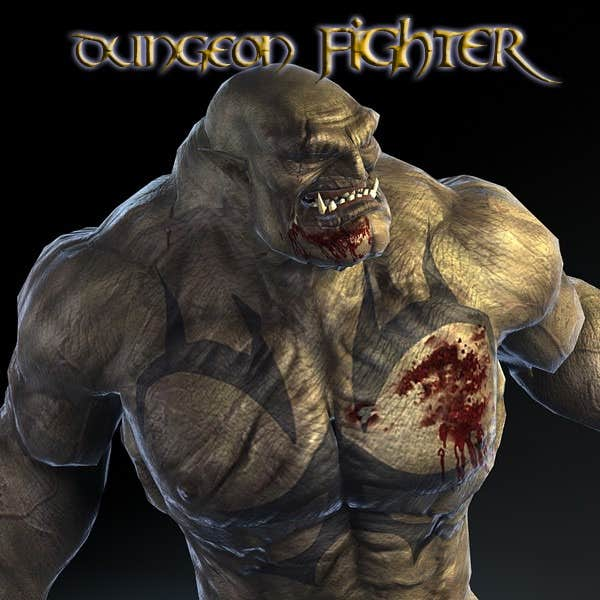 Play Dungeon Fighter Rpg