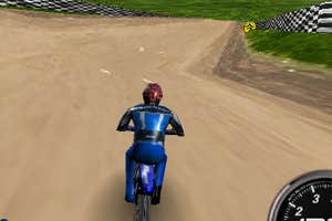 Play Motocross Unleashed 3D