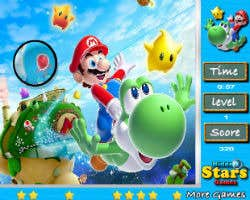 Play Super Mario Hidden Stars