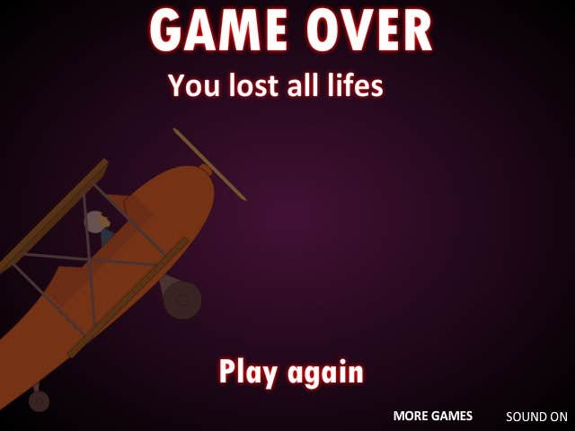 Play Biplane Ride
