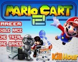Play Mario Cart 2