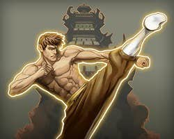 Play Kung Fu Quest : The Jade Tower