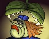 Play Horror Plant 2