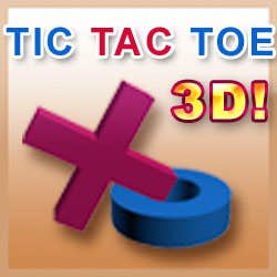 Play Tic-Tac-Toe 3D!