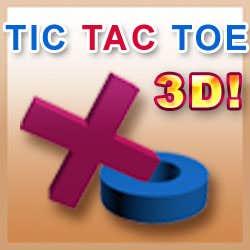 Play Tic-Tac-Toe 3D!