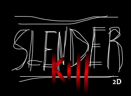 Play Slender 2D: Kill Slender!