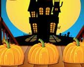 Play Halloween Thimblerig