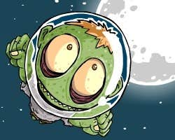 Play Zombie Head Moon