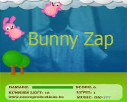 Play Bunny Zap