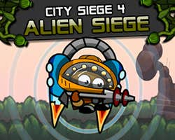 Play City Siege 4: Alien Siege