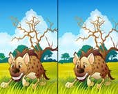 Play Animal Life Spot Difference Game