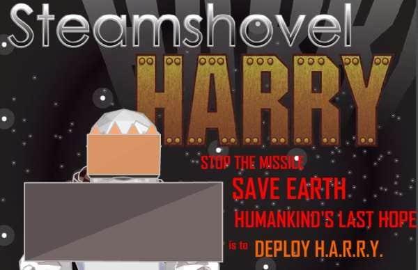 Play Steamshovel Harry