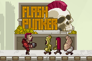 Play Flash Punker