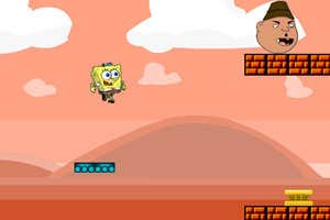 Play Spongebob Kill Terrorist