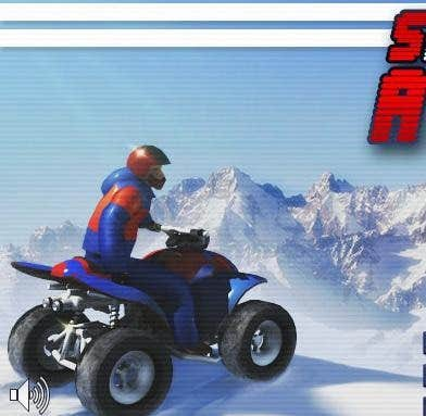 Play Snow ATV