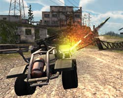 Play Motor Wars