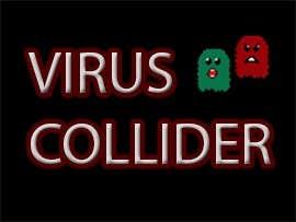 Play Virus collider