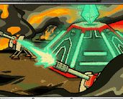 Play Mars War TD