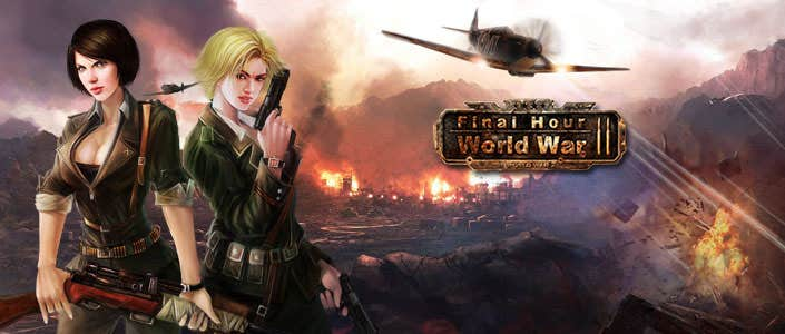 Play Final Hour: World War II