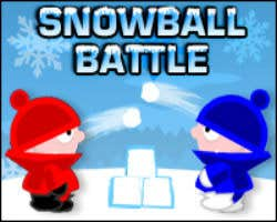 Play Snowball Battle