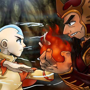 Play Avatar airbender adventure game