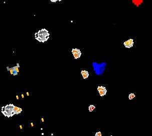 Play Pixel Space Shooter