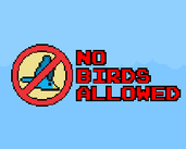 Play NO BIRDS ALLOWED