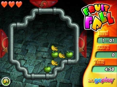 Play Fruitz fall
