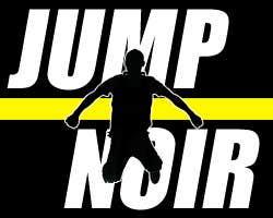 Play Jump Noir - a monochromatic Jump & Run