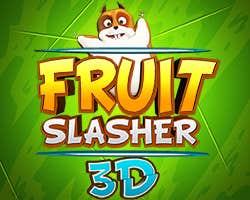Play Fruit Slasher 3D