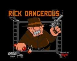 Play Rick Dangerous Flash